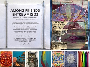 Among Friends / Entre Amigos 5/3-12/2019